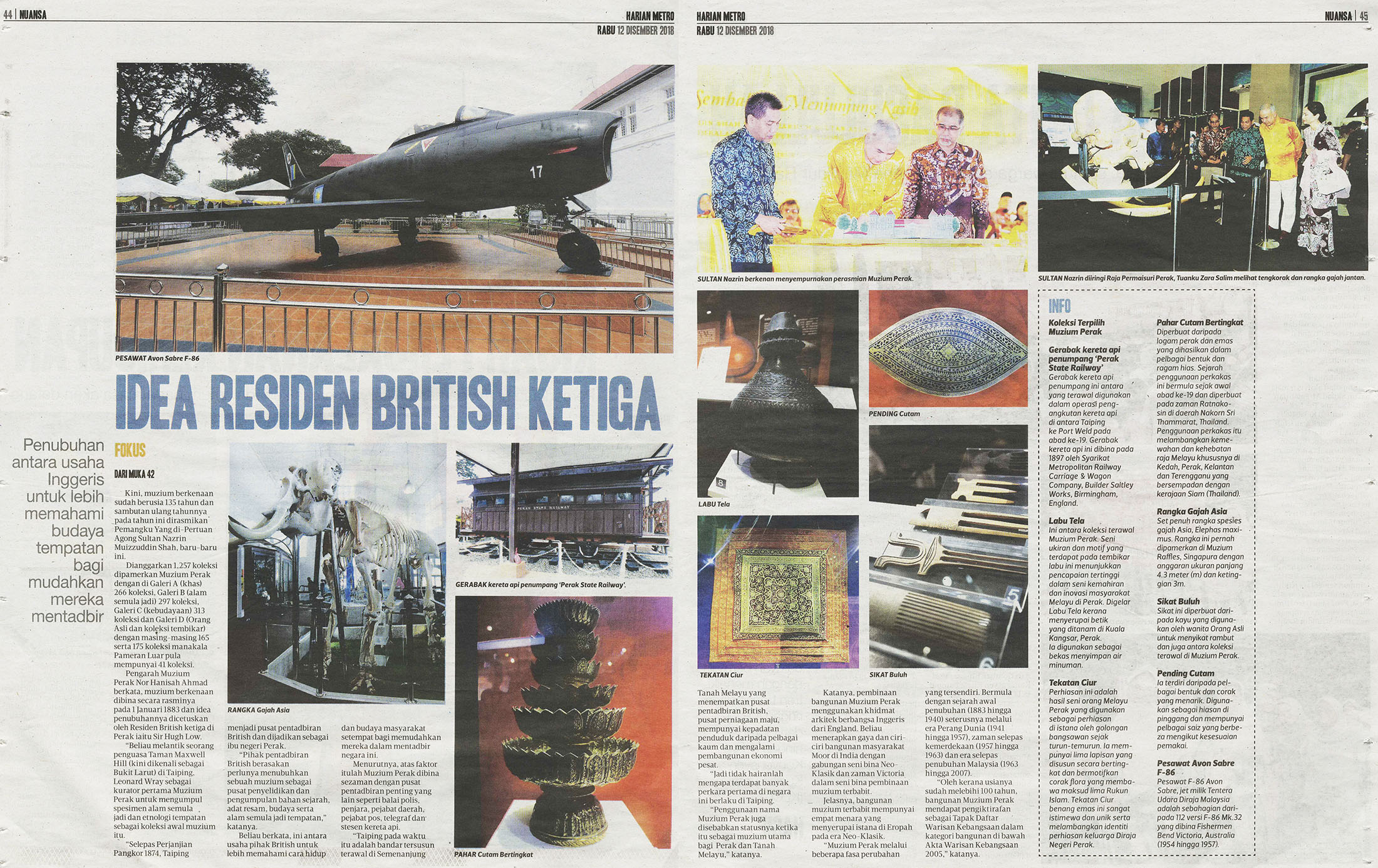 Idea Residen British Ketiga