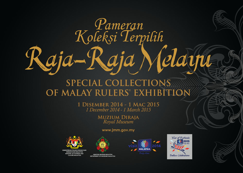 Special Collections Of Malay Rulers Exhibition