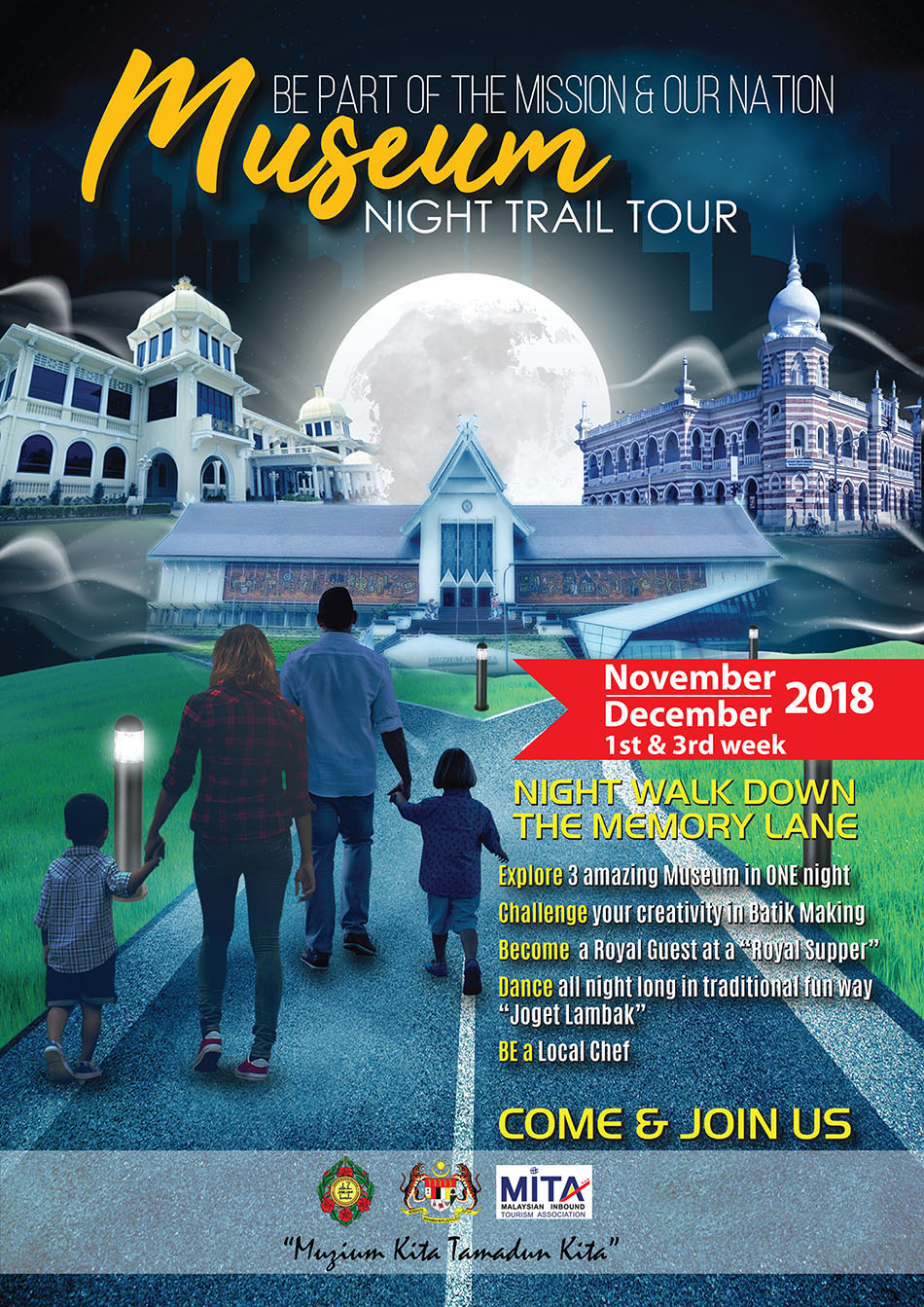 Museum Night Trail Tour