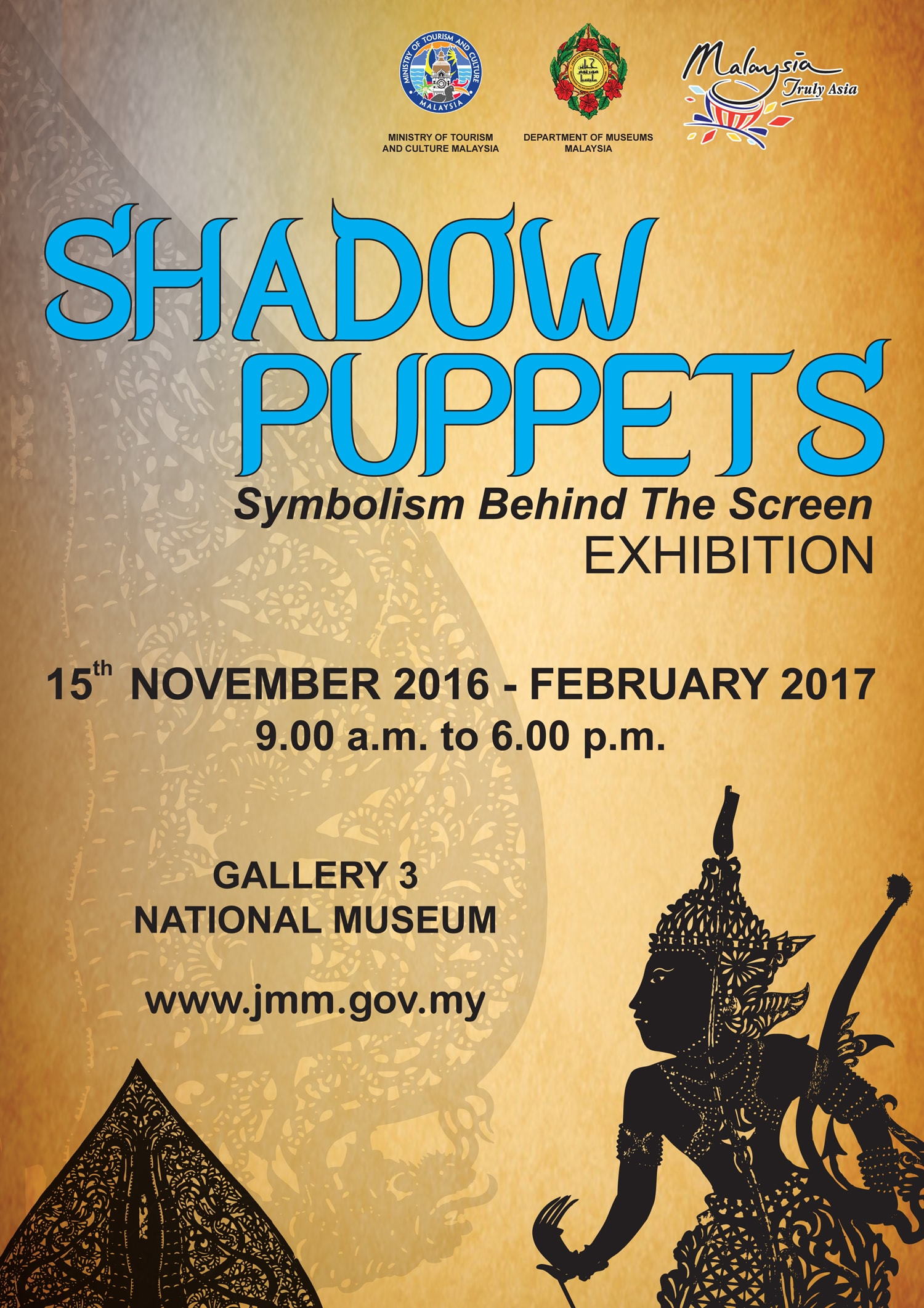 Shadow Puppets Exhibition:Symbolism Behind The Screen