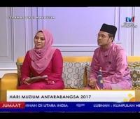 SPM 2017 -  HARI MUZIUM ANTARABANGSA 2017 [12 MEI 2017]