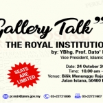 Gallery Talk:The Royal Institution In Malaya