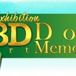 3D Art Exhibition; Down Memory Lane