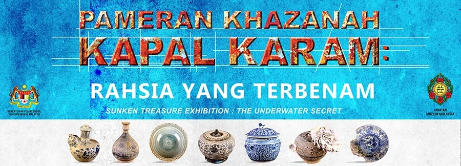 Sunken Treasure Exhibition : The Underwater Secret