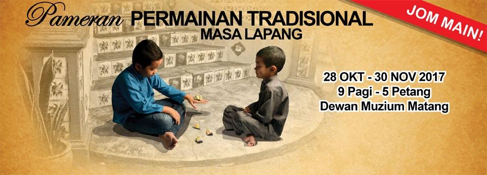 Pameran Permainan Tradisional Masa Lapang