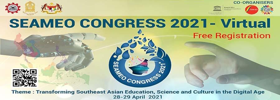 SEAMEO Congress 2021 - Virtual