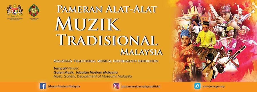 Pameran Alat-Alat Muzik Tradisional Malaysia
