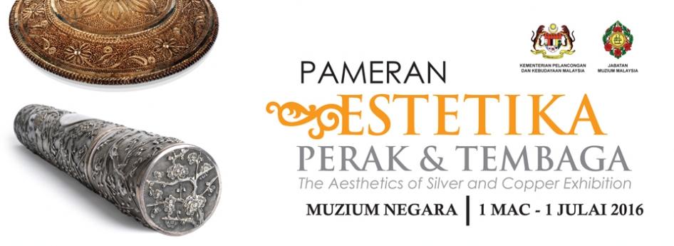 Pameran Estetika Perak dan Tembaga