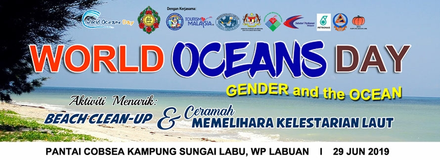 World Oceans Day:Gender And The Ocean