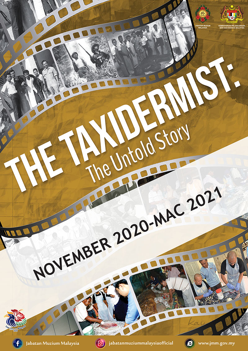 Pameran The Taxidermist